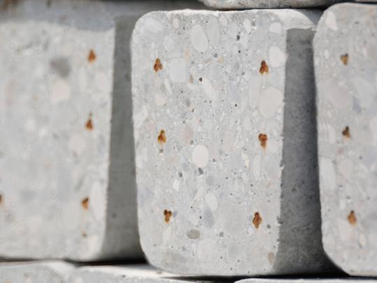 Prestressed concrete poles