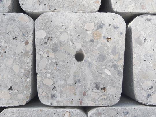 Pali cemento 7x7